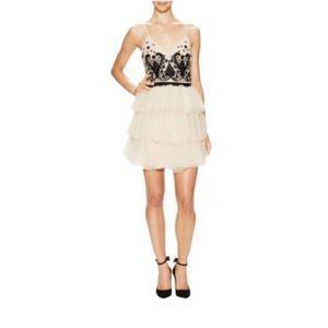Alice & Olivia Drury Beaded Tulle Ballerina Dress